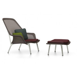 Slow Chair Ottoman